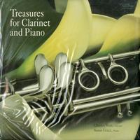 Charles West & Susan Grace - Treasures for Clarinet and Piano