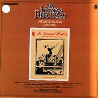 Sir Thomas Beecham - Shorter Works 1933-1948