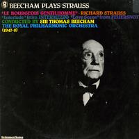 Beecham, Royal Philharmonic Orchestra - Strauss: Le Bourgeois Gentilhomme etc.