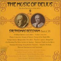 Beecham, Royal Philharmonic Orchestra and Chorus - The Music of Delius - The Post-War Years 1946-1952