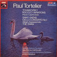 Tortelier, Northern Sinfonia Orchestra - Tchaikovsky: Rococo Variations etc.