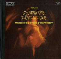 Munch, Boston Symphony Orchestra - Berlioz Symphonie Fantastique -  Preowned XRCD
