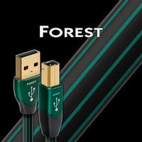 AudioQuest - Forest USB cable Type A to Type B -  USB Cables