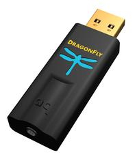 AudioQuest - DRAGONFLY USB Digital-Audio Converter
