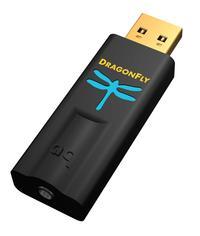 AudioQuest - DRAGONFLY USB Digital-Audio Converter