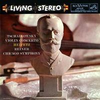 Fritz Reiner - Tchaikovsky: Violin Concerto/ Heifetz, violin