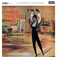Teresa Berganza - Falla: Three Cornered Hat/ Ansermet -  DSD (Single Rate) 2.8MHz/64fs Download