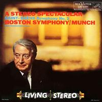 Charles Munch - A Stereo Spectacular: Saint-Saens Symphony No.3 -  DSD (Single Rate) 2.8MHz/64fs Download