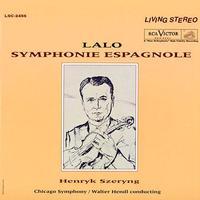 Henryk Szeryng - Lalo: Symphonie Espagnole -  DSD (Single Rate) 2.8MHz/64fs Download
