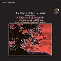 Leibowitz, Royal Philharmonic Orchestra - Moussorgsky: The Power Of The Orchestra