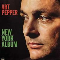 Art Pepper - New York Album