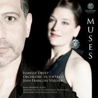 Isabelle Druet, Anne Le Bozec, Orchestre Victor Hugo Franche-Comté and Jean-François Verdier - Muses
