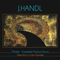 Ensemble Musica Nova and Lucien Kandel - J.Handl: Motets