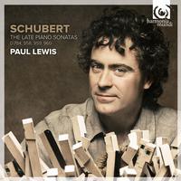Paul Lewis - Schubert: The Late Piano Sonatas