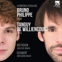 Bruno Philippe and Tanguy de Williencourt - Bruno Philippe & Tanguy de Williencourt - harmonia nova #5
