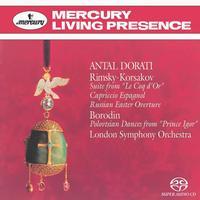 Antal Dorati - Rimsky-Korsakov: Coq d'Or/ Borodin: Prince Igor