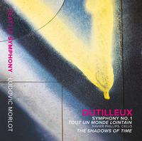 Seattle Symphony Orchestra - Dutilleux: Symphony No. 1 - Tout un monde lointain - The Shadows of Time -  FLAC Multichannel 96kHz/24bit Download