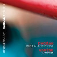 Seattle Symphony Orchestra - Dvorák: Symphony No. 9 'New World' - Varèse: Amériques (Live) -  FLAC Multichannel 96kHz/24bit Download