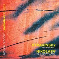 Seattle Symphony Orchestra - Stravinsky: The Firbird - Vladimir Nikolaev: The Sinewaveland (Live)