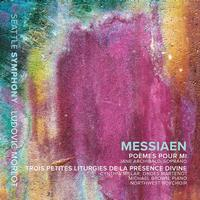 Jane Archibald - Messiaen: Poemes pour Mi & 3 Petites liturgies de la Presence Divine -  FLAC Multichannel 96kHz/24bit Download