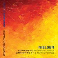 Seattle Symphony Orchestra, Thomas Dausgaard - Nielsen: Symphonies Nos. 3 & 4