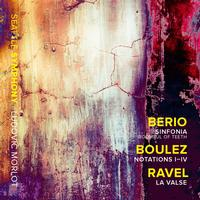 Seattle Symphony Orchestra - Berio: Sinfonia - Boulez: Notations I-IV - Ravel: La valse, M. 72 -  FLAC Multichannel 96kHz/24bit Download
