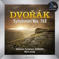 Baltimore Symphony Orchestra - Dvorak Symphonies Nos. 7 & 8 -  FLAC 352kHz/24bit DXD Download