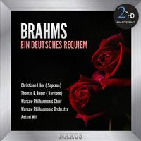 Christiane Libor - Brahms: Ein Deutsches Requiem
