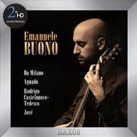 Emanuele Buono - Guitar Recital: Buono, Emanuele -  DSD (Single Rate) 2.8MHz/64fs Download