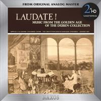 Drottningholm Baroque Ensemble - Laudate! -  DSD (Double Rate) 5.6MHz/128fs Download