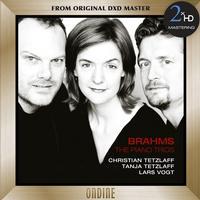Christian Tetzlaff - Brahms The Piano Trios