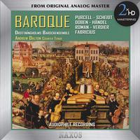 Andrew Dalton - Baroque -  DSD (Double Rate) 5.6MHz/128fs Download
