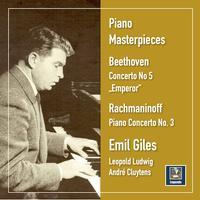 Emil Gilels - Beethoven: Piano Concerto No. 5 'Emperor' - Rachmaninoff: Piano Concerto No. 3