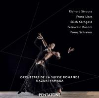 Kazuki Yamada - Strauss, Liszt, Korngold, Busoni & Schreker: Orchestral Works