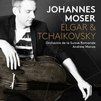 Andrew Manze - Elgar & Tchaikovsky: Cello Works