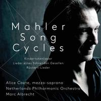 Alice Coote - Mahler: Song Cycles