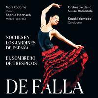 Mari Kodama - De Falla: Noches en los Jardines de Espana & El Sombrero de Tres Picos