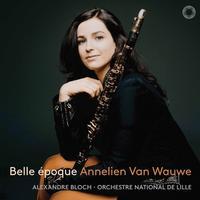 Annelien Van Wauwe - Belle epoque -  DSD (Single Rate) 2.8MHz/64fs Download