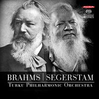 Leif Segerstam & Turku Philharmonic Orchestra - Brahms: Symphony No. 1 - Segerstam: Symphony No. 288, 'Letting the FLOW go on…' -  FLAC Multichannel 96kHz/24bit Download
