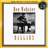 Ben Webster - Ballads -  DSD (Quad Rate) 11.2MHz/256fs Download