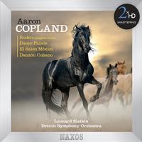 Detroit Symphony Orchestra - Copland: Rodeo - Dance Panels - El salón México - Danzón cubano