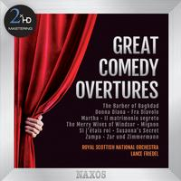 Royal Scottish National Orchestra - Great Comedy Overtures
