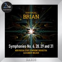 New Russia State Symphony Orchestra - Brian: Symphonies Nos. 6, 28, 29 & 31
