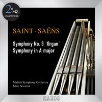 Carl Adam Landstrom - Saint-Saëns: Symphony No. 3 - Symphony in A Major - Le rouet d'Omphale