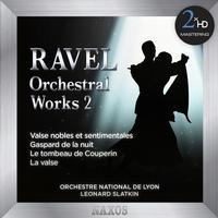 Leonard Slatkin - Lyon National Orchestra/ Revel Orchestral Works 2