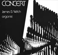 James Welch - Concert -  DSD (Single Rate) 2.8MHz/64fs Download
