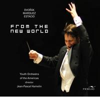 Jean-Pascal Hamelin - From The New World