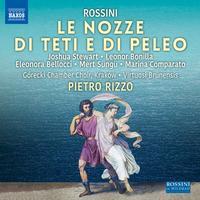 Gorecki Chamber Choir - Rossini: Le Nozze di Teti e di Peleo (Live)