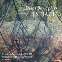 Diana Boyle - Bach: Works for Keyboard