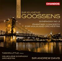 Tasmin Little - Goossens: Orchestral Works, Vol. 3